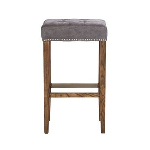 Milburn 30.25 Bar Stool by Charlton Home