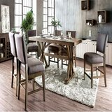 Roulf Counter Height Dining Table by Gracie Oaks