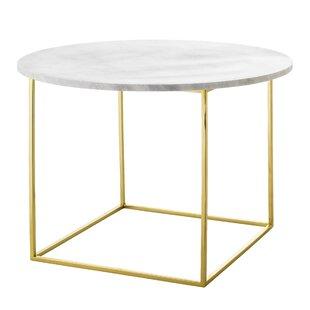 Big Save Brezina Metal End Table by Mercer41