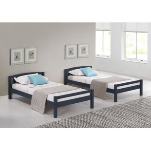 Jayne Adaptable Twin over Twin Bunk Bed
