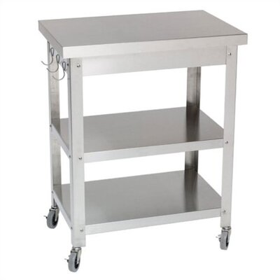 Cocina Kitchen Serving Cart by Danver Savings