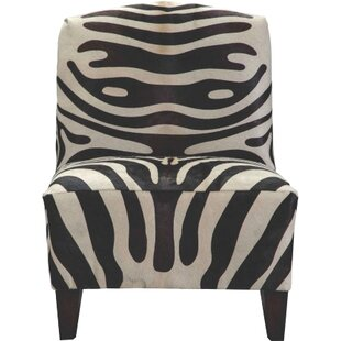 Nicole Slipper Chair by Gilded..