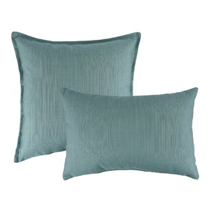 Dupione Combo Outdoor Sunbrella Pillows