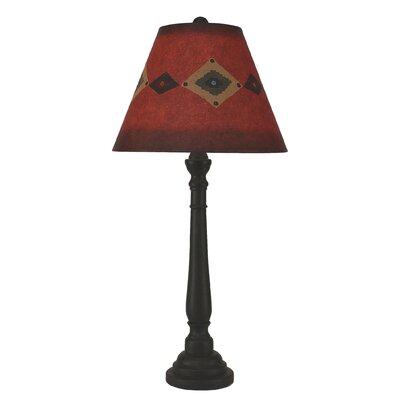 """Coast Lamp Mfg. Rustic Living 32"""" Buffet Lamp"""