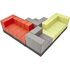 Cellular 6Scape Modular Sectional by OI Furniture