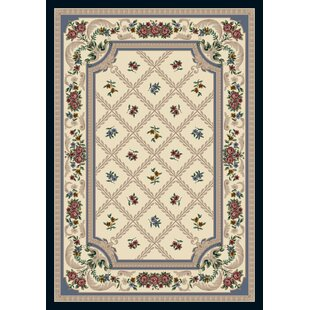 Affordable Price Gleason Vanderbilt Opal Lapis Area Rug By August Grove