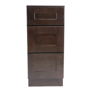 Brookings 34.5 x 12 Drawer Base Cabinet by Design House