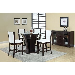 Theseus Beautiful Counter Height Dining Table
