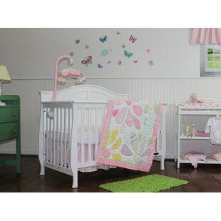 Big Save Crazy Daisy 3 Piece Crib Bedding Collection ByNurture Imagination