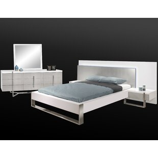 Ashmore Platform Configurable Bedroom Set