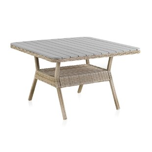 Rossford Rattan Dining Table Image