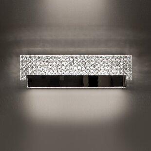 Modern Forms Quantum 1-Light LED Bath Bar