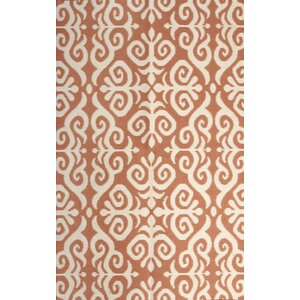 Earth Marigold/Cream Indoor/Outdoor Area Rug