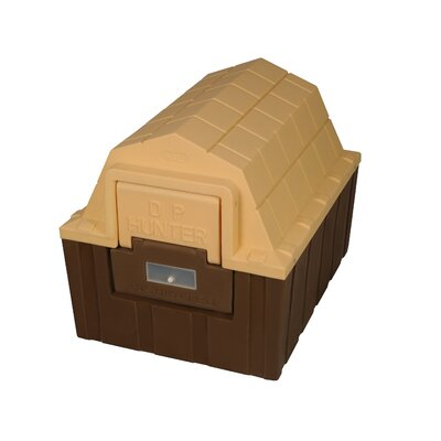 DP Hunter Premium Insulated Dog House Dog Palace