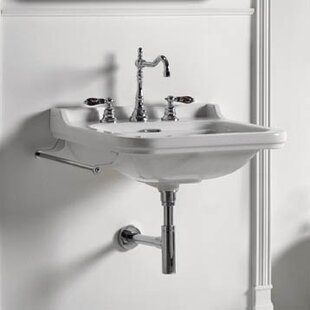 WS Bath Collections Waldorf Ceramic 40