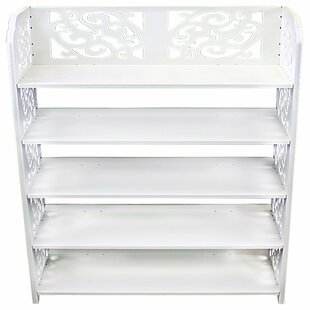 Low priced Multipurpose 5 Tier Shoe Rack By Rebrilliant