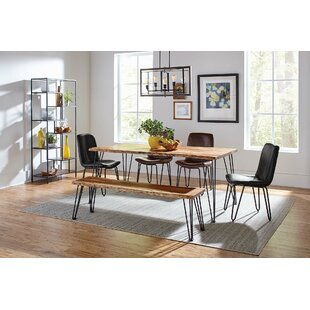 Donny Dining Table Set by Ivy Bronx