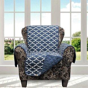 Box Cushion Armchair Slipcover By Winston Porter