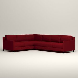 Kerry Sectional : red chaise sofa - Sectionals, Sofas & Couches