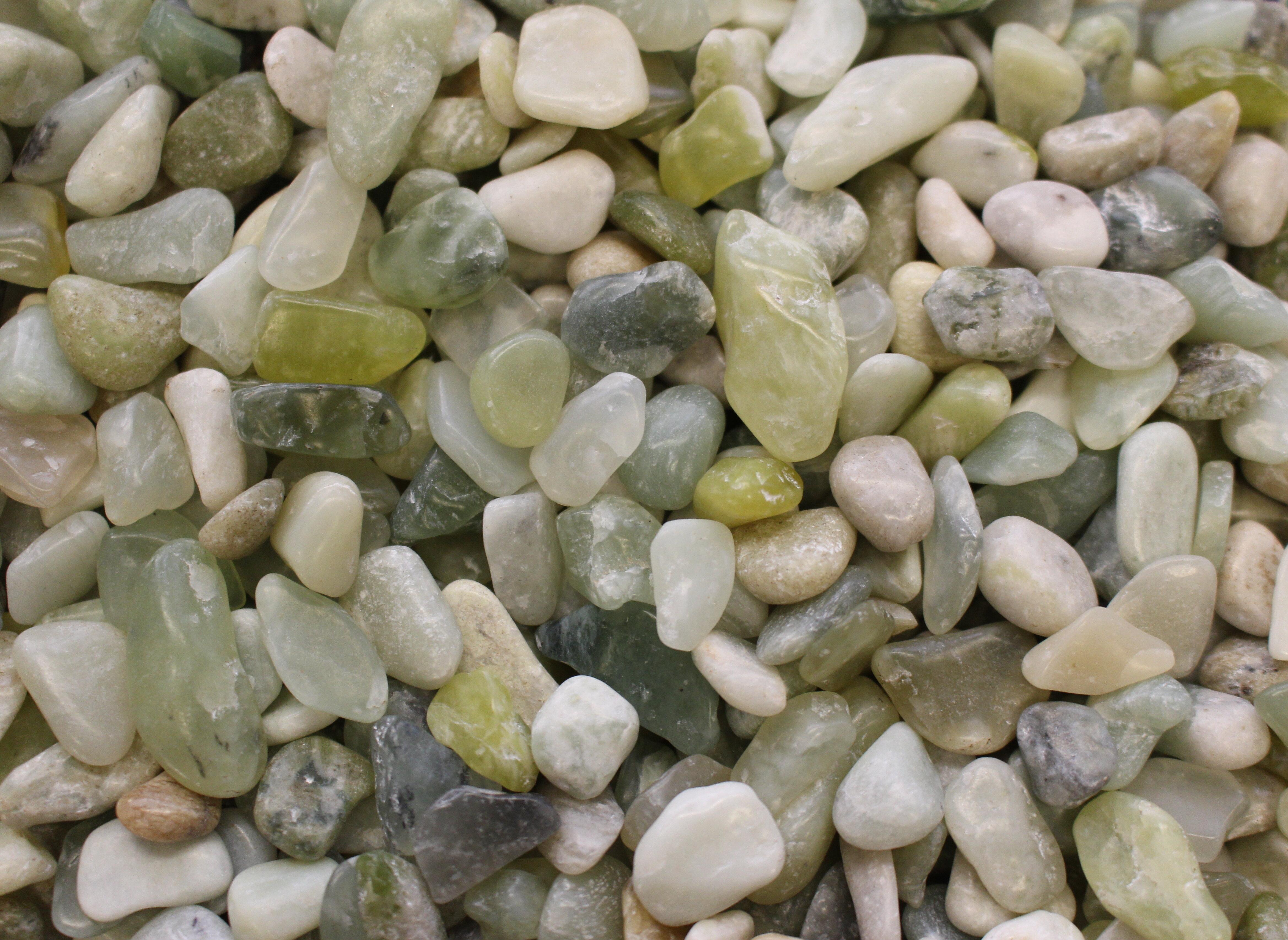 Exotic Pebbles Glass Polished Gravel Vase Filler Reviews Wayfair