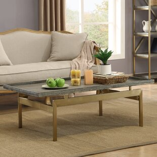 Looking for Crosier Coffee Table Set By Mercury Row