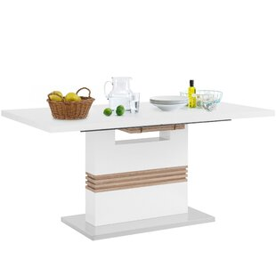 Katniss Extendable Dining Table By Metro Lane