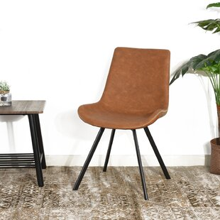 Inessa Upholstered Dining Chair (Set of 2)