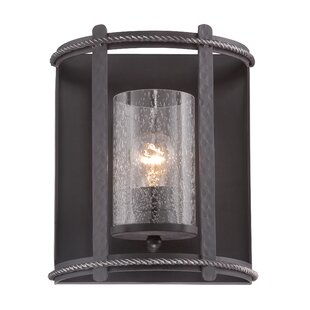 Bargain Halcott 1-Light Candle Wall Light By Laurel Foundry Modern Farmhouse