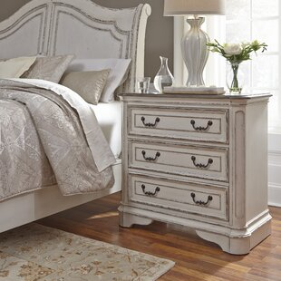 Treport 3 Drawer Bachelor's Chest by One Allium Way