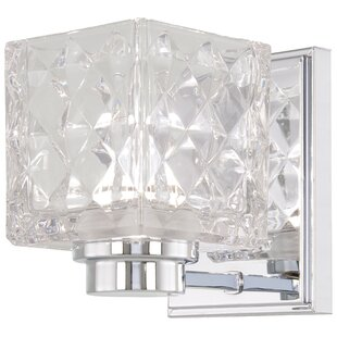 Lafever 1-Light LED Bath Sconce by House of Hampton