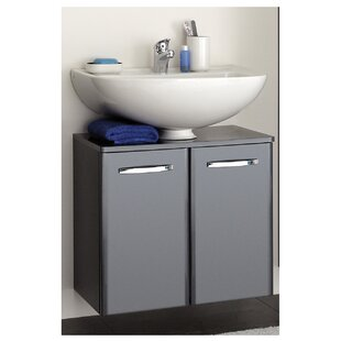 Offenbach 45cm Wall Mounted Under Sink Cabinet By Quickset