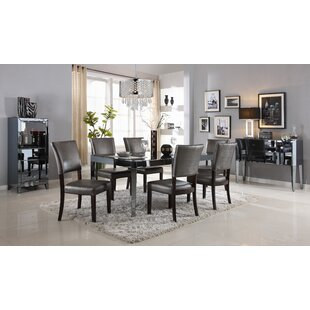5 Piece Dining Set by BestMasterFurniture 2019 Sale