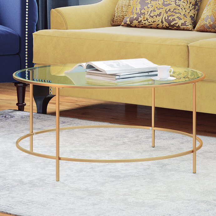 Willa Arlo Interiors Broadridge Coffee Table Reviews Wayfair