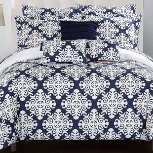 Tania Comforter Set by Chic Home