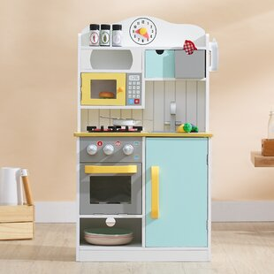 Kids Wooden Kitchen Sets | Wayfair
