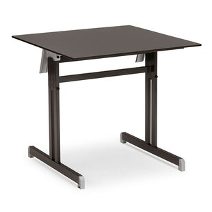 Hosford Folding Metal Bistro Table By Sol 72 Outdoor