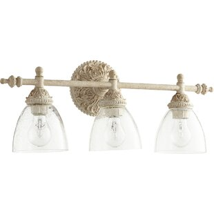 Quorum 3-Light Vanity Light