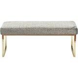 Giselle Upholstered Bench by Elle Decor