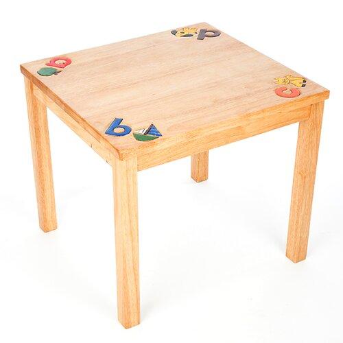 Quadratischer Kinderbeistelltisch Just Kids | Kinderzimmer > Kindertische > Spieltische | Just Kids