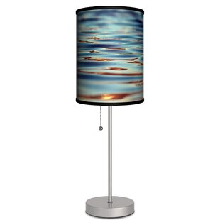 Searching for Oyer Lake Water 19 Table Lamp By Ebern Designs