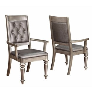 Lincolnwood Tufted Back Upholstered Dinin..
