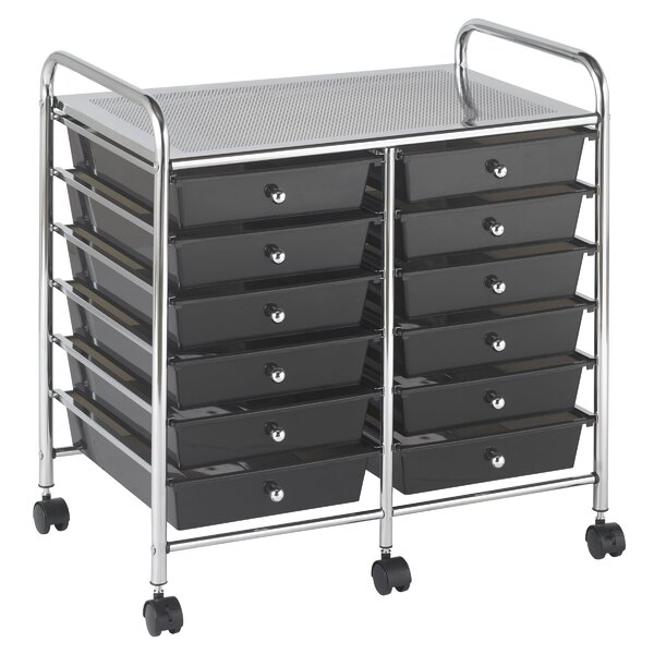 Plastic Storage Drawers You Ll Love Wayfair