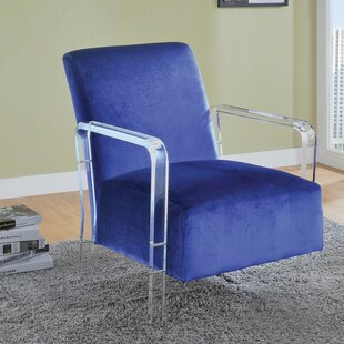 Mercer41 Isley Distinctive Add-on Armchair