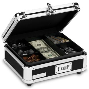 Vaultz® Vaultz Cash Box