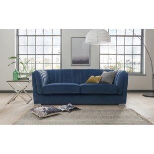 Brayan Midi Fixed 2 Seater Sofa By Canora Grey