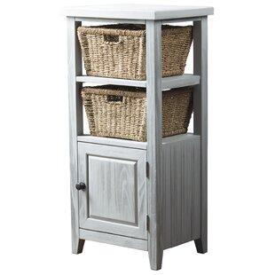 Sceinnker Basket Storage Accent Cabinet by Gracie Oaks