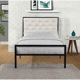 Hartin Upholstered Platform Bed by Alcott Hill®
