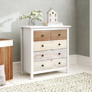 Delao 5 Drawer Chest By Beachcrest Home