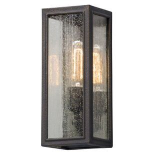 17 Stories Satyadev 1-Light Outdoor Flush Mount