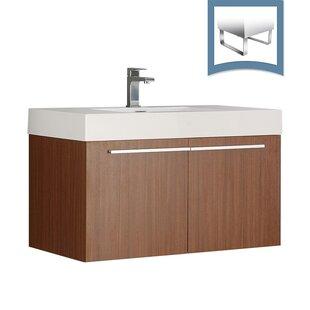 Vista 35 Single Bathroom Vanity Set By Fresca